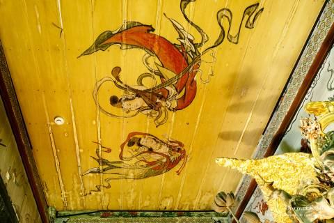 Raigō-in Angel Painting