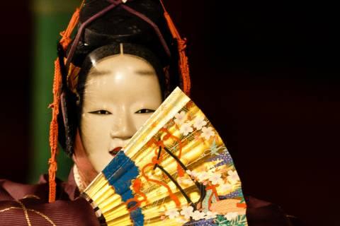 Takigi No Iris Heian Jingu