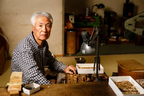Morimoto Craftsman Portrait Toda