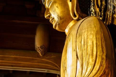 Shōrin-in Amida Buddha Smile