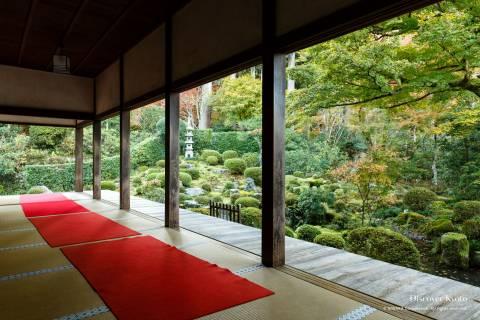 Sanzen-in Autumn Viewing Hall