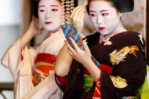 Sokujō-in Maiko Style