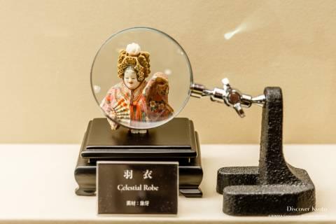 Netsuke Museum Magnifying Glass