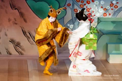 Kitano Odori 2018 Plum Deer