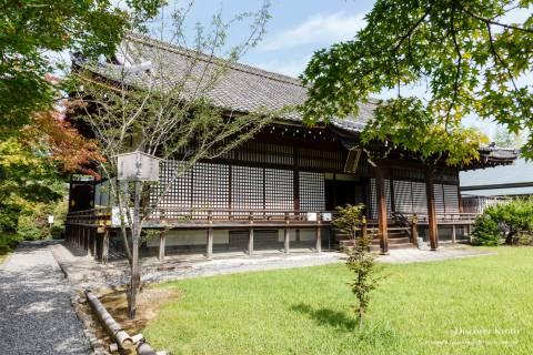 Kajū-ji Shinden Main Hall