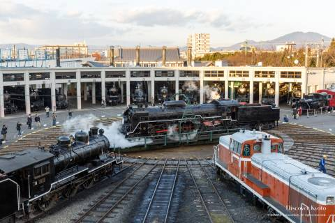 Kyoto Railway Museum | Discover Kyoto