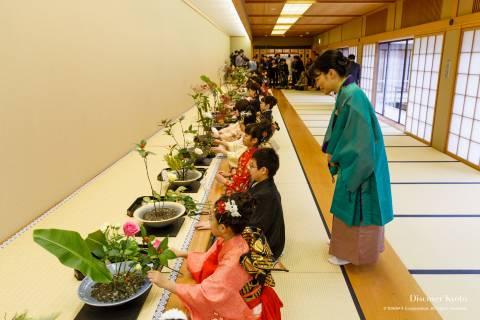 Ikenobo Hatsuike Flowers Ikebana Advice