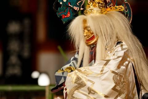 Takigi No Kasuga Ryūjin Dragon God