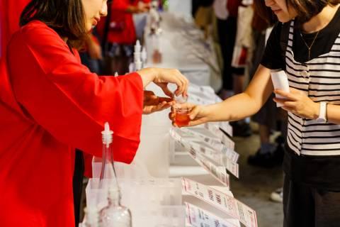Umeshu Matsuri Price Pour