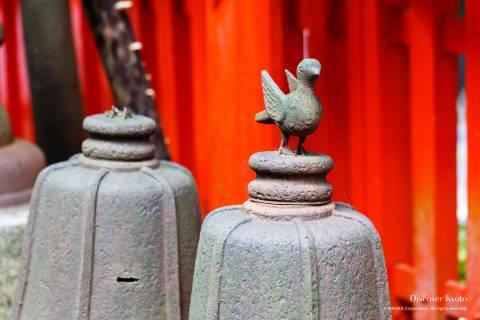 Miyake Hachimangū Pigeon Bells