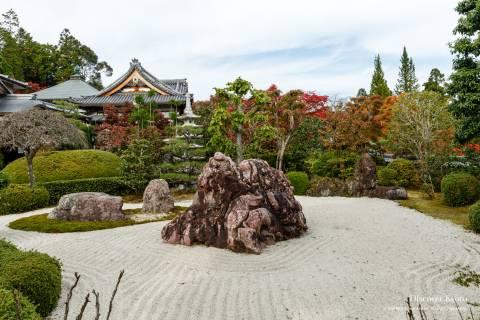 Shobo-ji stone garden