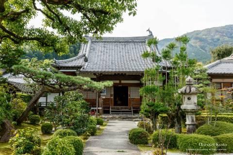 Shobo-ji main hall