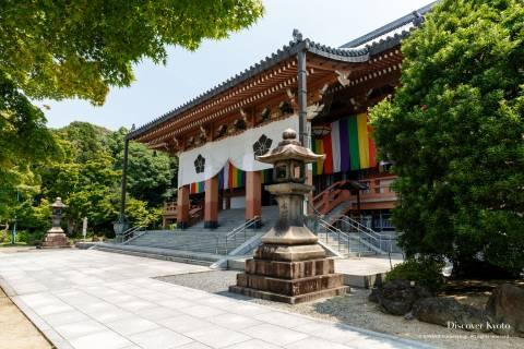 Chishaku-in Temple Kondo Sides