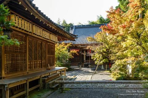 Sekizan Zen-in Jizo hall