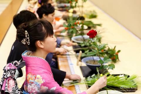 Ikenobo Hatsuike Flowers Thinking