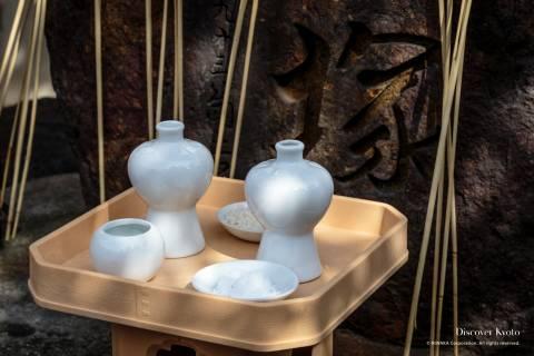 Ebisu Shrine Offerings