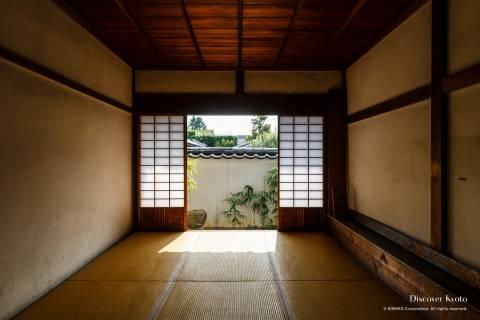 Myōshin-ji Chanting Room Garden