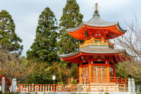 Shobo-ji pagoda