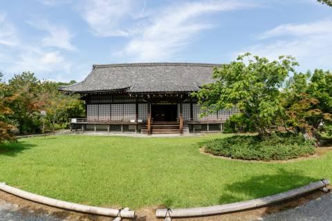 Kajū-ji Panoramic Main Hall