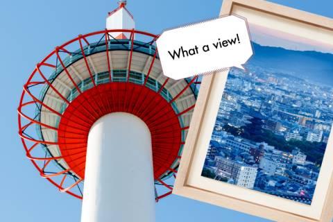 Landmarks in central kyoto image